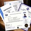 گواهینامه معتبر بین المللی